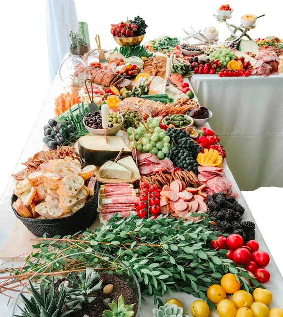The Grazing Ace Grazing Table Charcuterie