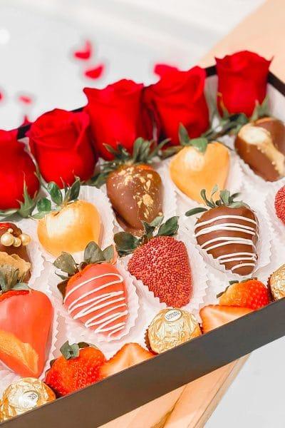 Chocolate Covered Berries Toronto