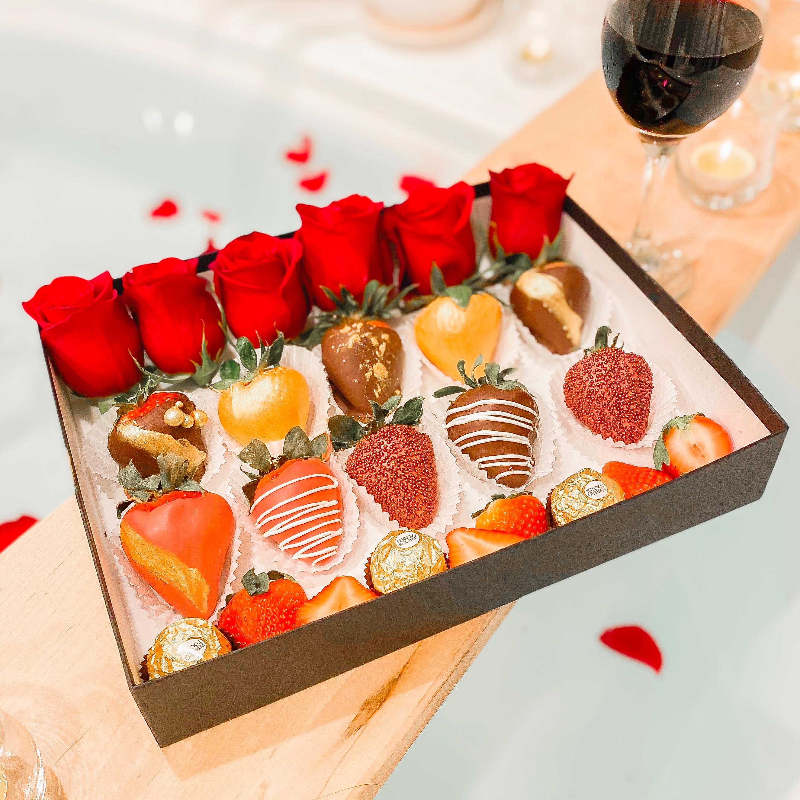 Chocolate Covered Strawberries Toronto