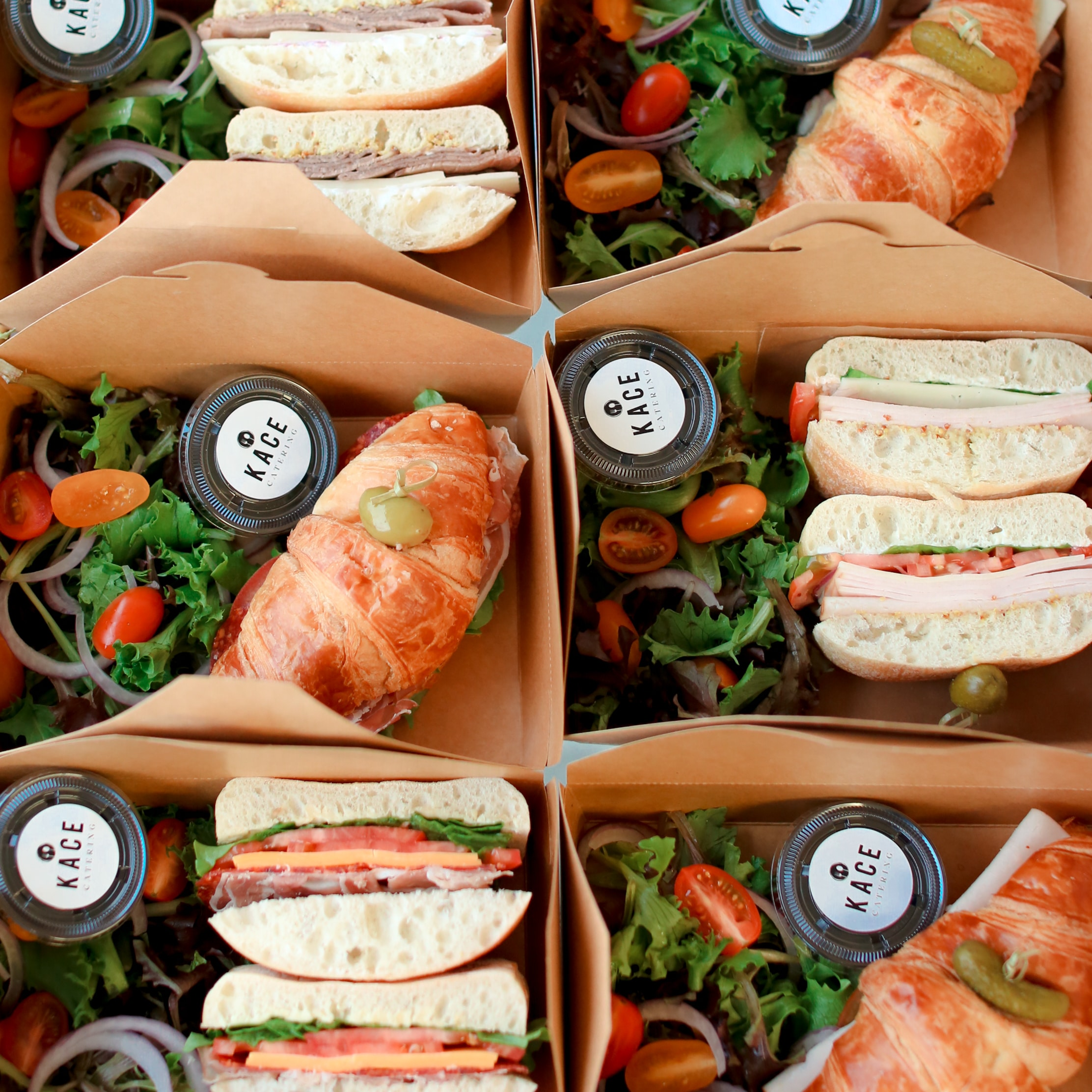Kace Catering Virtual Events in Toronto