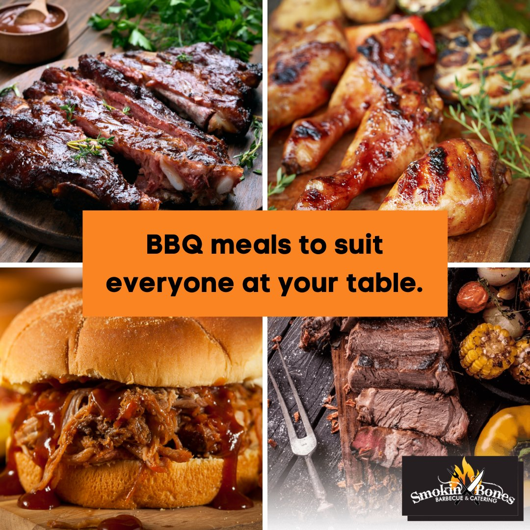Smokin' Bones Barbecue and Catering
