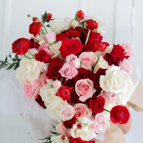 Fresh Huge Bouquets