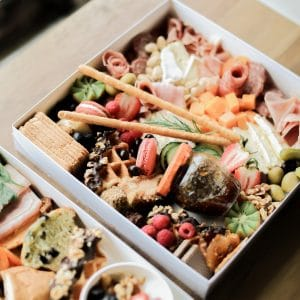 Luxury Charcuterie Box