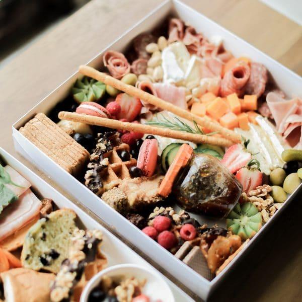 Luxury Charcuterie Box