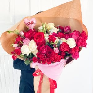 Huge Bouquet Fresh Flower Delivery Toronto